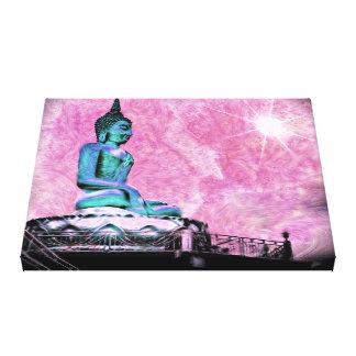 Buddhist Dream Canvas Print