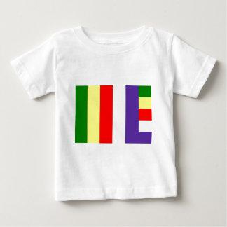 buddhist-flag- baby T-Shirt