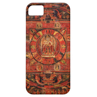 Buddhist Mandala of Compassion Case For The iPhone 5