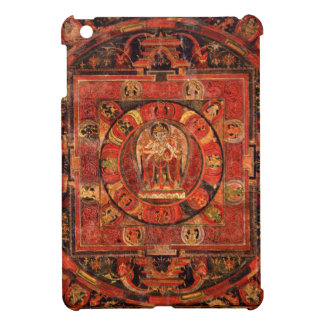 Buddhist Mandala of Compassion iPad Mini Cases