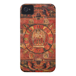 Buddhist Mandala of Compassion iPhone 4 Cases