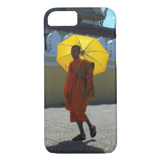 Buddhist monk iPhone 7 case