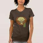 Buddhist Monkey Remain Calm Tshirt