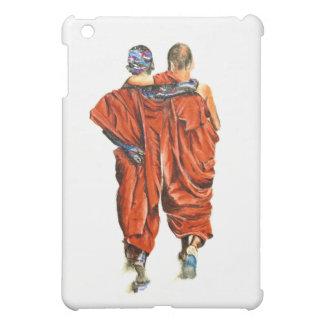 Buddhist monks case for the iPad mini