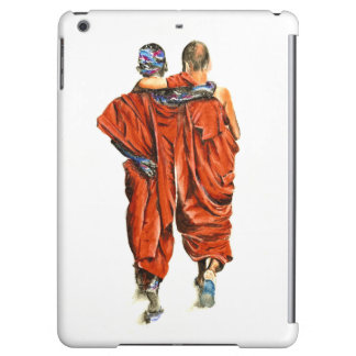 Buddhist monks cover for iPad air