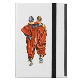 Buddhist monks cover for iPad mini
