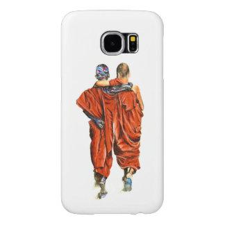 Buddhist monks samsung galaxy s6 cases