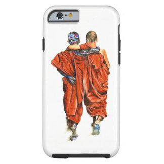 Buddhist monks tough iPhone 6 case