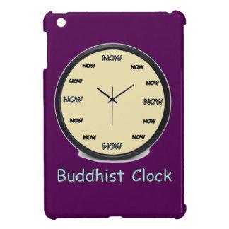 Buddhist Now Clock iPad Mini Covers