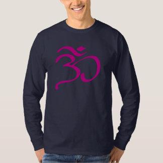 Buddhist Om (Aum) Symbol Men's Long Sleeve T-Shirt