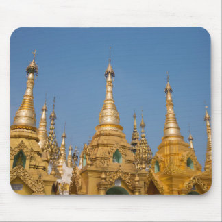 Buddhist Shrines Mouse Pad