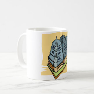 Buddhist Temple Mug