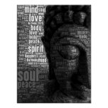 Buddhist Words of Wisdom Print