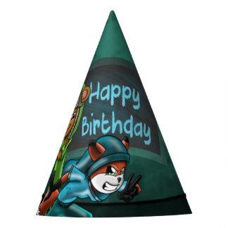 Buddies Birthday Party Hat