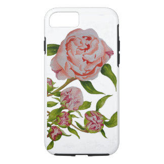 Budding Peonies on Apple iPhone iPhone 8/7 Case