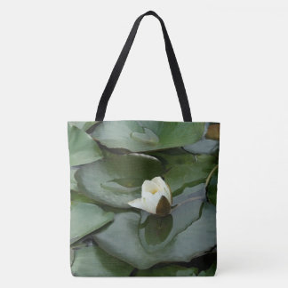 Budding Spirituality Tote Bag
