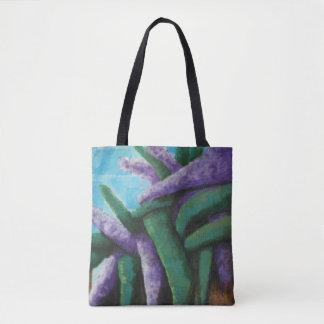 Buddleia Abstract Bag