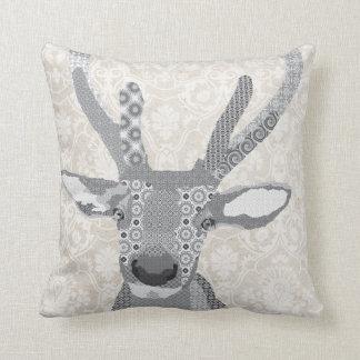 Buddy Black & White Mojo Pillow Cushions