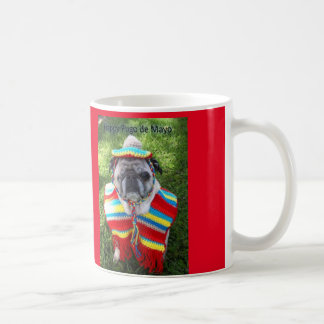 "Buddy Love ""Happy Pugo de Mayo"" Mug"