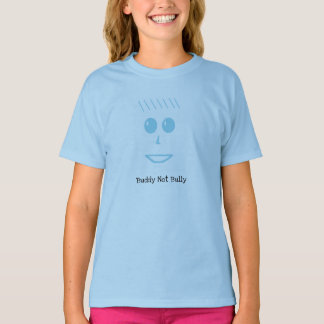 Buddy Not Bully Blue Boy T-Shirt