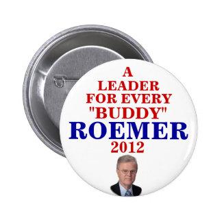 Buddy Roemer 2012 OCCUPY WALL STREET 6 Cm Round Badge