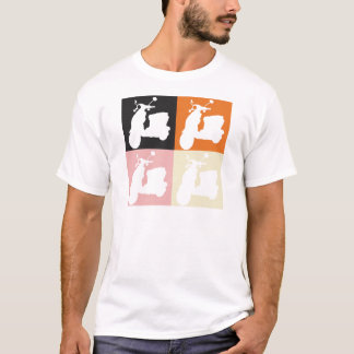 Buddy   Squares T-Shirt