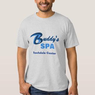 Buddy's Spa, Rochdale MA 01542,CLASSIC jersey Tshirt