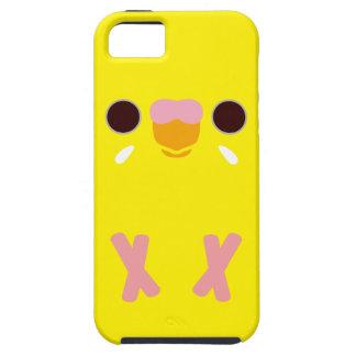 Budgerigar (Lutino) iPhone 5 Case