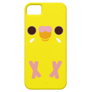Budgerigar (Lutino) iPhone 5 Covers