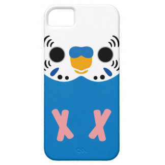 Budgerigar (Normal Cobalt Male) iPhone 5 Cover
