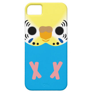Budgerigar (Normal Yellowface1 Skyblue Female) Barely There iPhone 5 Case