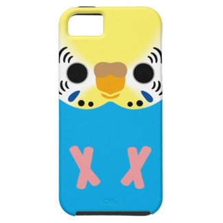 Budgerigar (Normal Yellowface1 Skyblue Female) Case For The iPhone 5