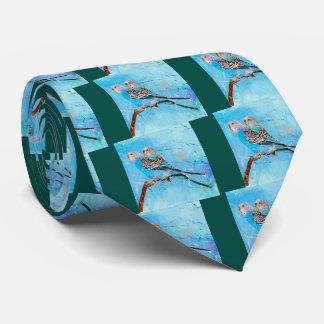 Budgerigar Tie