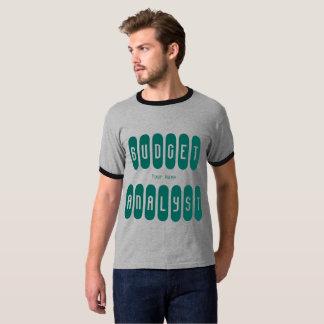 """Budget Analyst"" T-Shirt"
