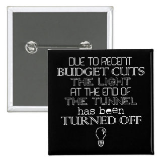 Budget Cuts Buttons