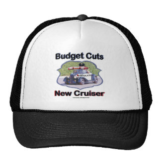 Budget Cuts New Cruiser Cap