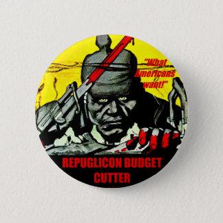 Budget Cutter - Button