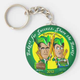 Budget For Success Key Chain