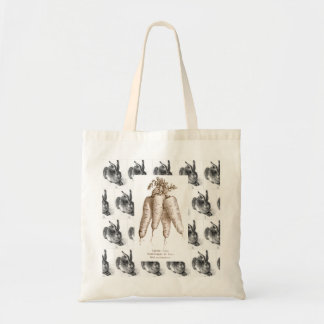 BUDGET Tote Bag CARROT