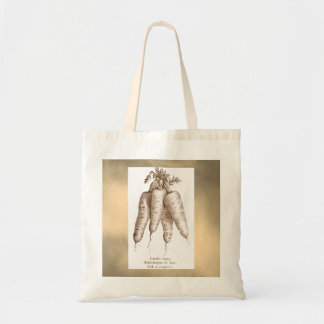 BUDGET Tote Bag CARROTS