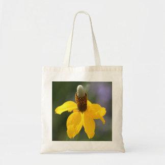 Budget Tote Bag Flower Print