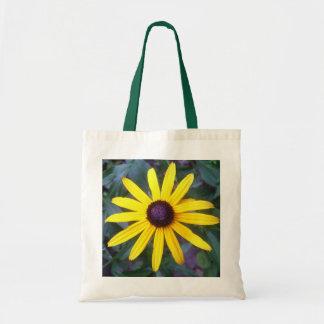 Budget Tote - Black-Eyed Susan Budget Tote Bag