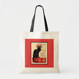 Budget Tote Cat Chat Noir