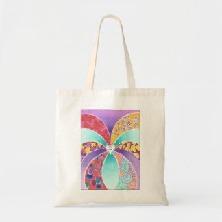 Budget Tote - Rainbow Budget Tote Bag