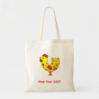 Budget Tote Rooster