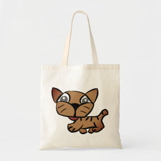 Budget Tote The Cat Lover