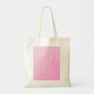 Budget tote with Pink Art / New in shop