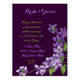 Budget Wedding Invitations,Budget Wedding Postcard