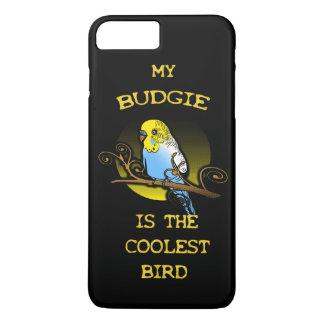 Budgie is the Coolest Bird iPhone 8 Plus/7 Plus Case