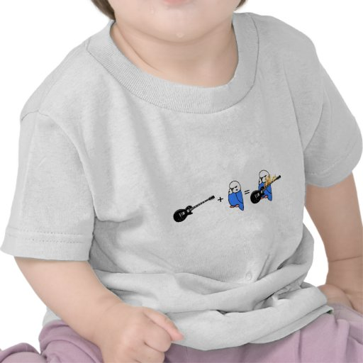 Budgie Rocks Math Shirt
